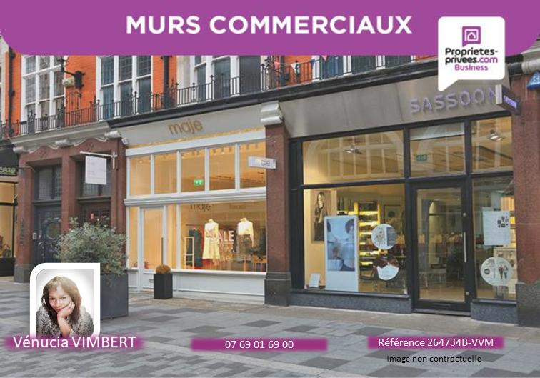 VERNON - MURS COMMERCIAUX LOUES  , Emplacement de choix 368 m²