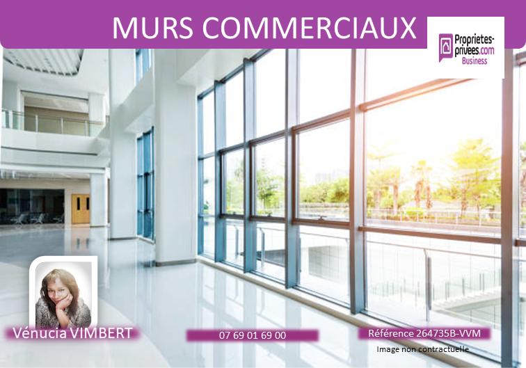 Vernon (27) Locaux commerciaux loués  , bureaux 367 m²