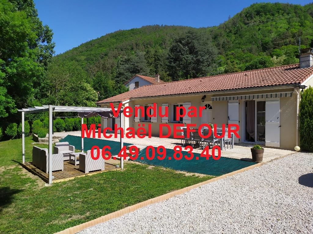 Maison Aurec Sur Loire 5 pièce(s) 105 m2