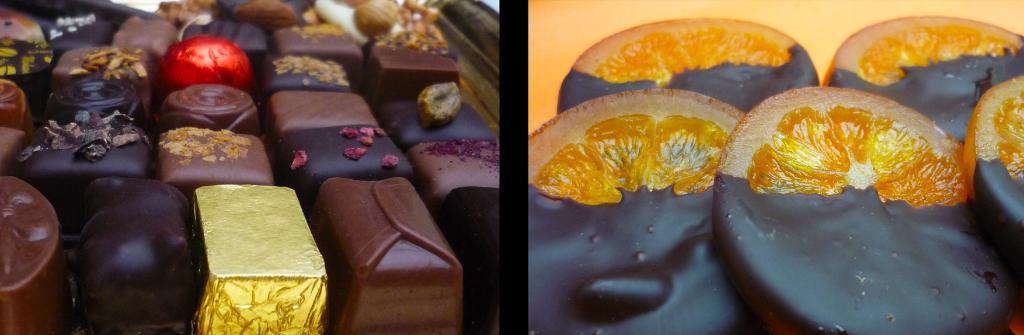 MANTES LA JOLIE - CHOCOLATERIE GLACIER CONFISERIE