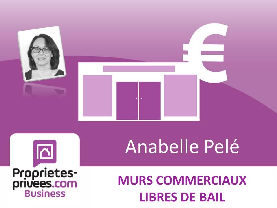 Secteur Montaigu -  MURS COMMERCIAUX  LIBRES DE BAIL 330 m²