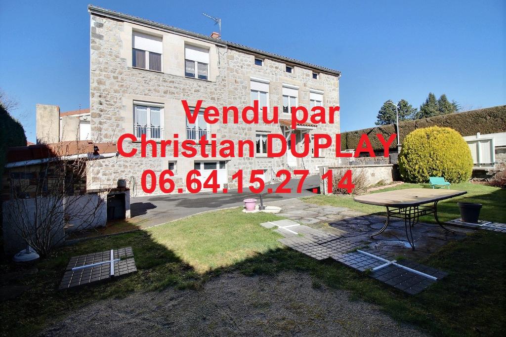 Maison Saint Just Malmont 7 pièces 156m² 5 chambres sur 630m² de terrain