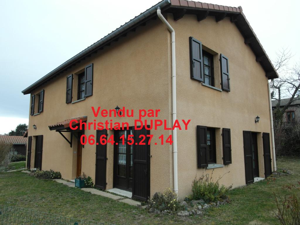 Maison Marlhes 7 pièces 190 m² 5 chambres sur 900m² de terrain