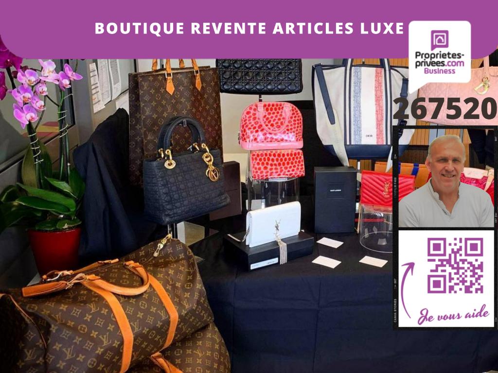 TOULOUSE CENTRE VILLE BOUTIQUE  - REVENTE ARTICLES LUXE NEUFS & OCCASIONS 30 M²