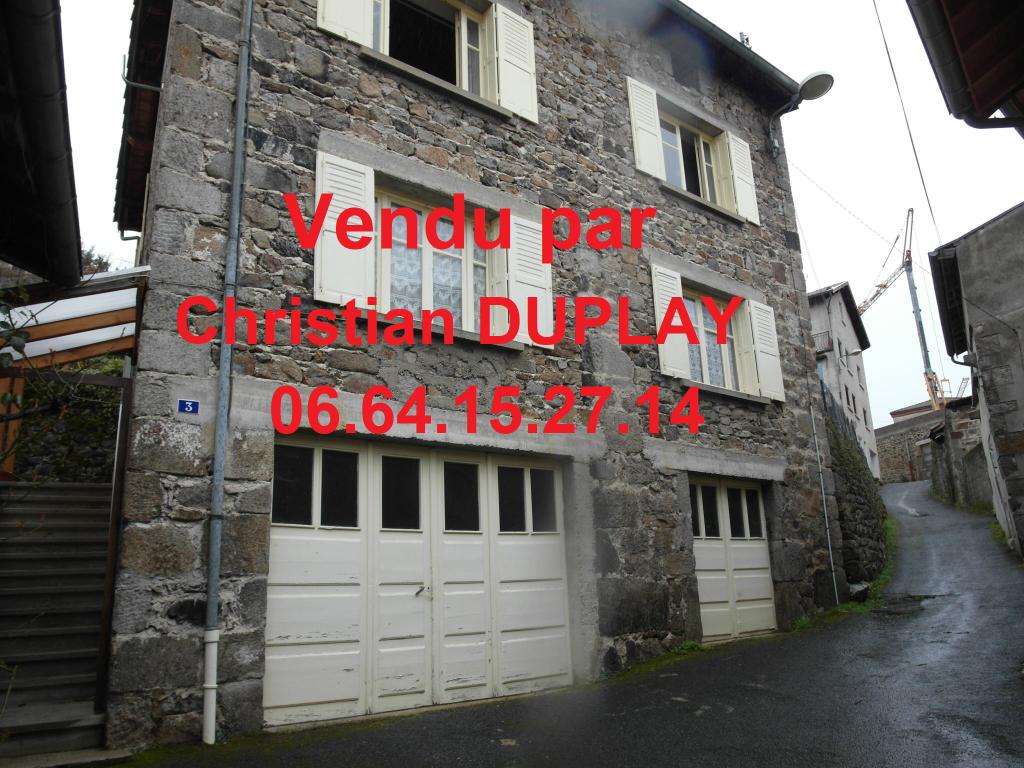 Maison pierre St Sauveur En Rue 7 pièces environ 110 m² habitables 4 chambres
