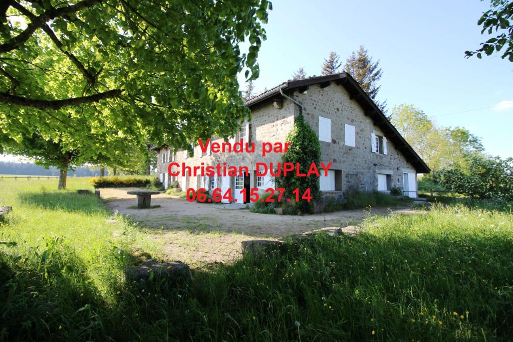 Maison Marlhes 11 pièce(s) 260 m²