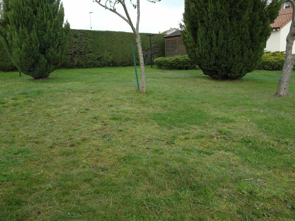 Terrain Saint Pal De Mons 430 m²
