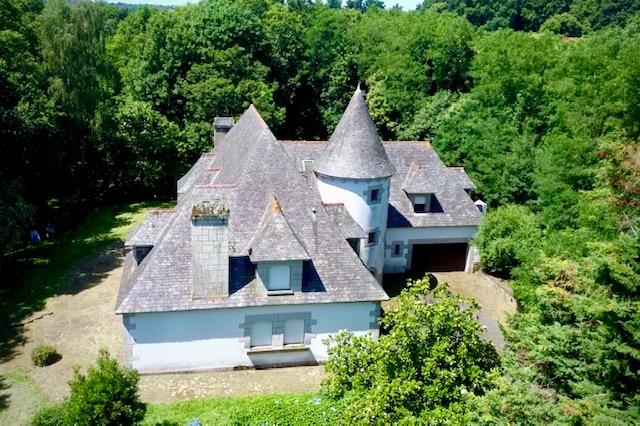 Maison bougeoise