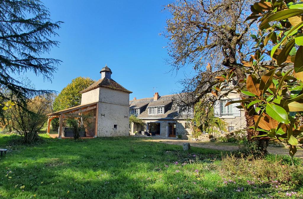 Maison de charme, secteur Chaumont Sur Loire
