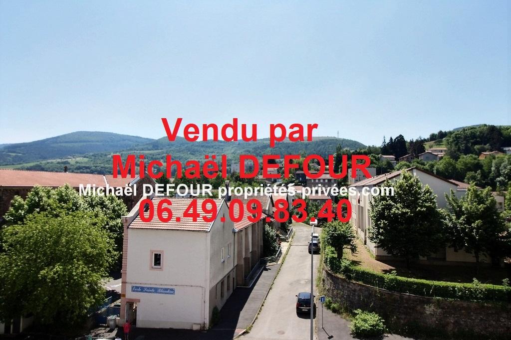 Appartement Saint Etienne 3 pièce(s) 65 m² avec garage, place de parking et cave