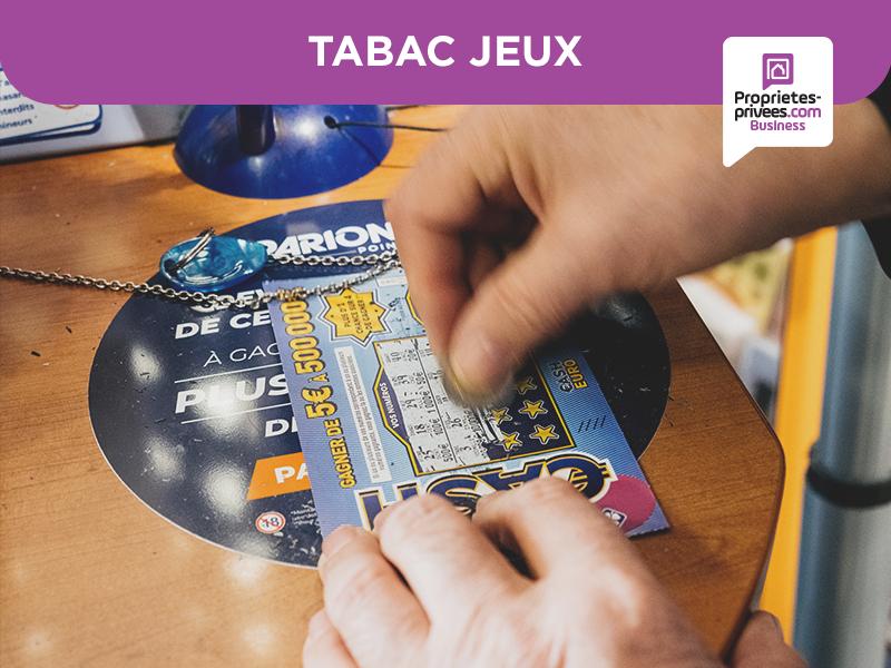 LA MURE -  TABAC  PRESSE  FDJ - SUD ISERE  - 239 000 EUROS