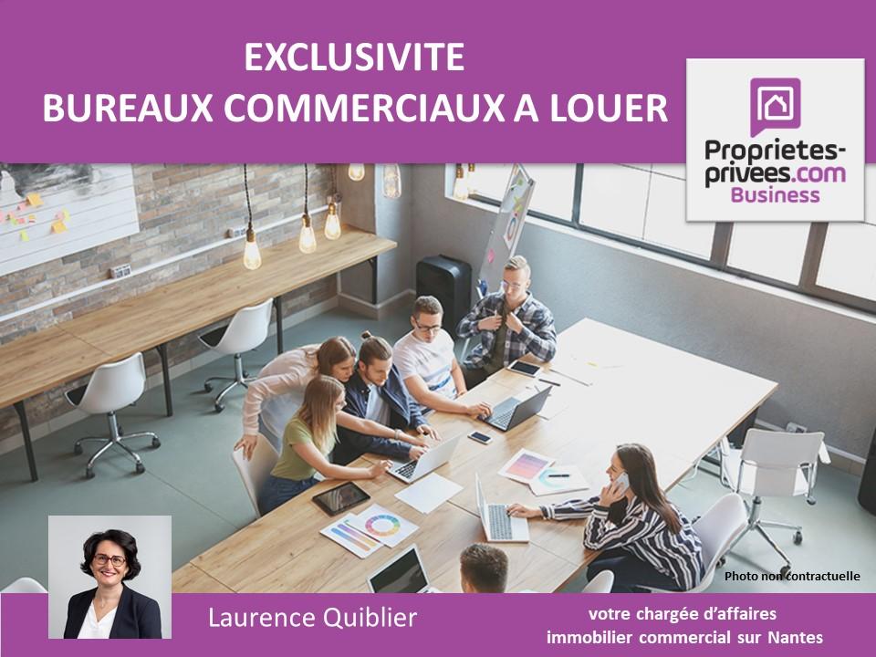 EXCLUSIVITE NANTES - BUREAUX COMMERCIAUX 310 m²