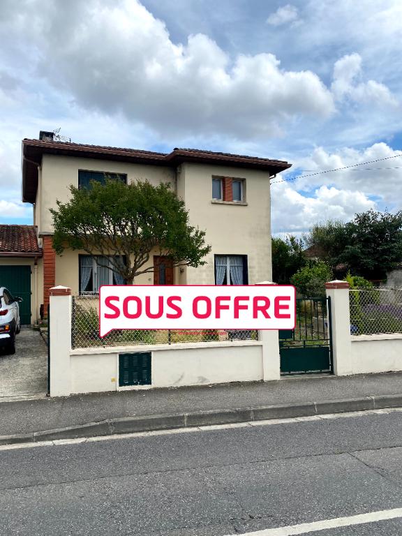 Maison  5 pièce(s) - TOULOUSE (Quartier  Croix-Daurade)