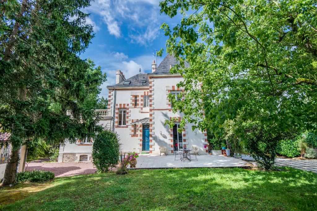 Villa des années 30 à Nantes