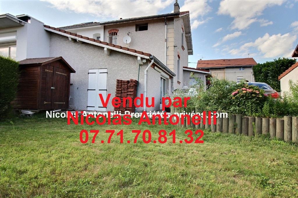 Maison Roche La Molière 5 pièces 97 m² 3 chambres sur 350m² de terrain