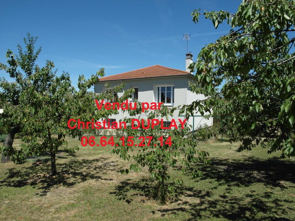 Maison Saint Chamond 4 pièces 76.42 m²