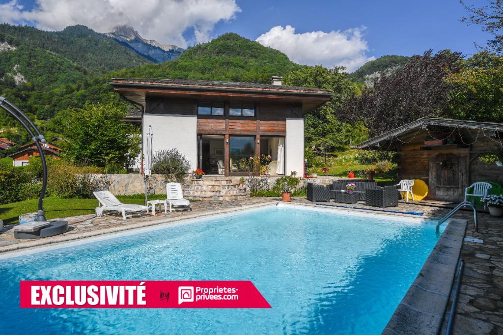 EXCLUSIVITE Villa  d'architecte PASSY 10 pièce(s) 358 m2