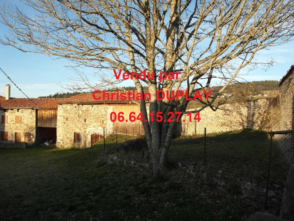 Maison St Genest Malifaux 5 pièces 104 m²