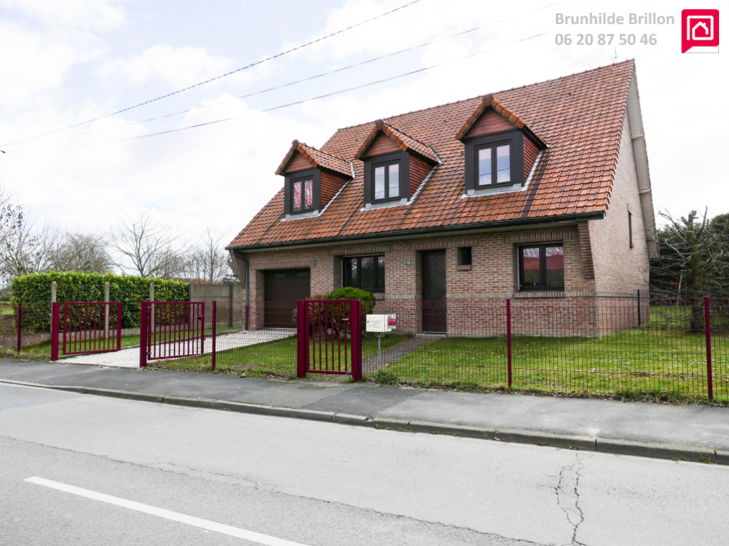 Lumineuse maison familiale 4 à 5 chambres, beaux volumes et dépendance