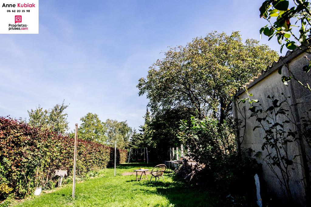 MAISON DE VILLE RENOVEE  93M2-VIMY-3 CHB-JARDIN -GARAGE