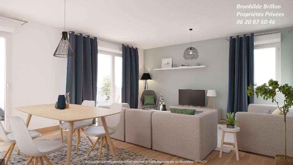 Appartements de standing Lens 2 pièce(s), neufs, éligibles pinel