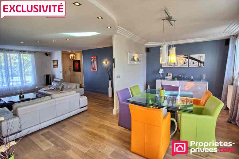 Maison Angers 6 pièce(s) 150 m2 vie de plain pied