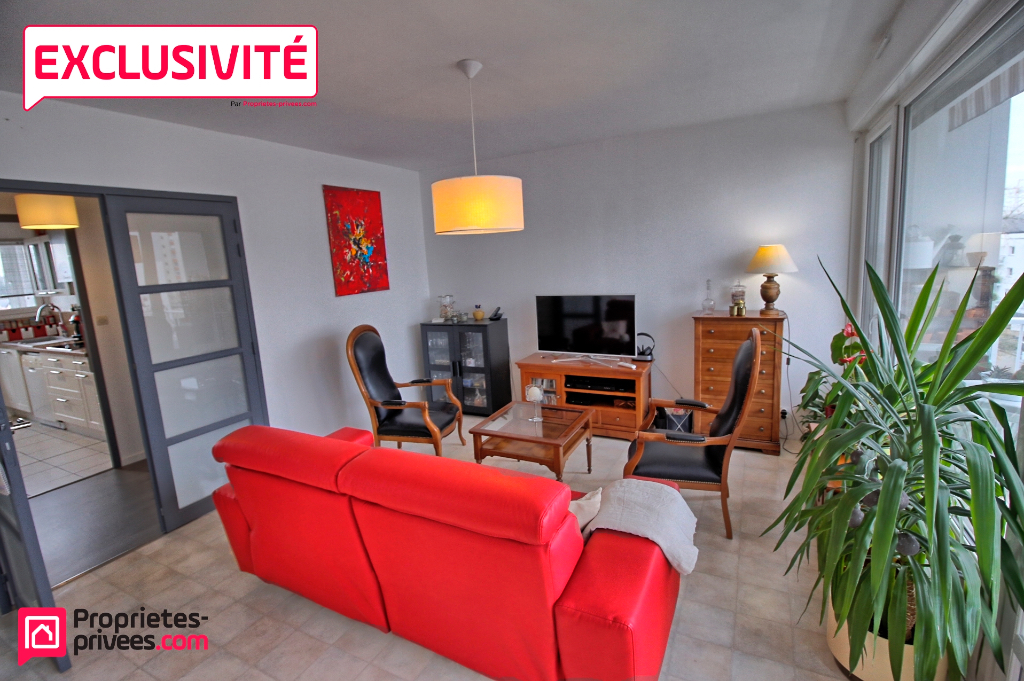 Appartement Angers 5 pièce(s) 89 m2