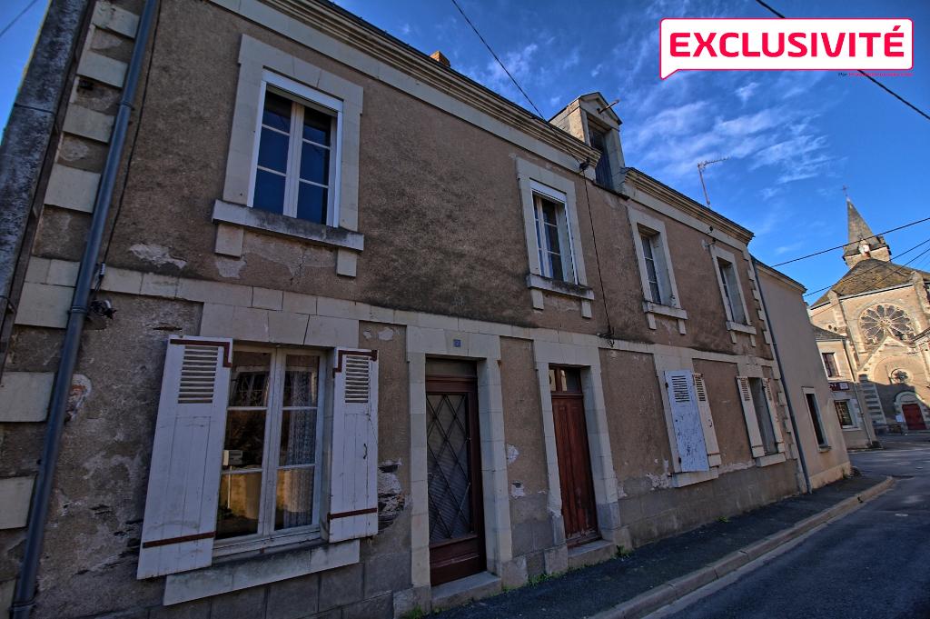 Maison Longuenee En Anjou 7 pièce(s) 120 m2
