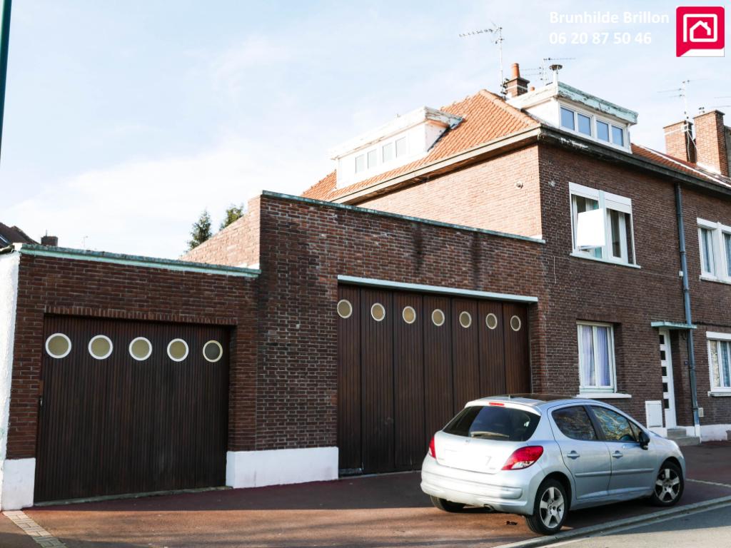 immeuble évolutif 140 m2,  2 voire 3 lots, petit hangar, garage, jardin