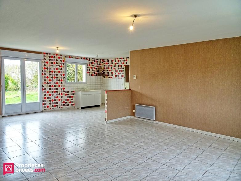Maison Le Louroux Beconnais 5 pièce(s) 91 m2
