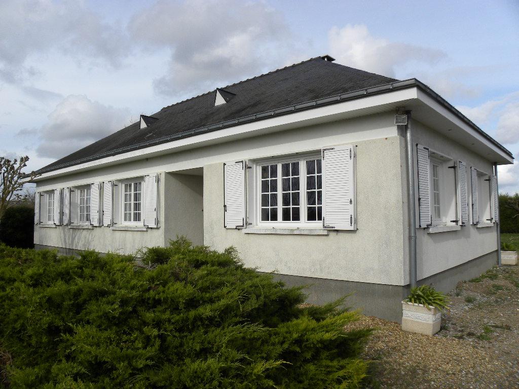 Maison Le Plessis Grammoire 8 pièce(s) 155 m2