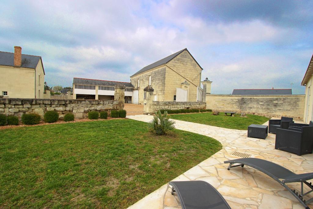 Maison Saint Cyr En Bourg 5 pièce(s) 126 m2