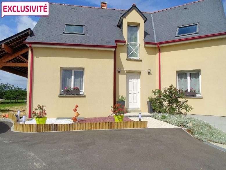 Maison Jarze 9 pièce(s) 145 m2