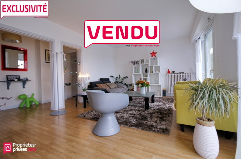 Appartement Angers 6 pièce(s) 134 m2