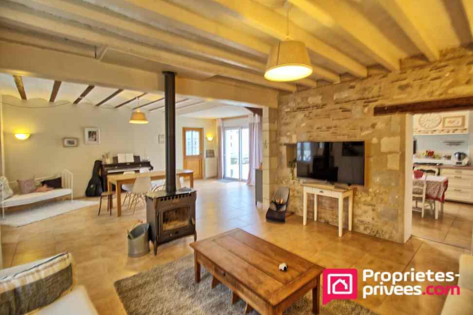 Maison Verrieres En Anjou 7 pièce(s) 170 m2