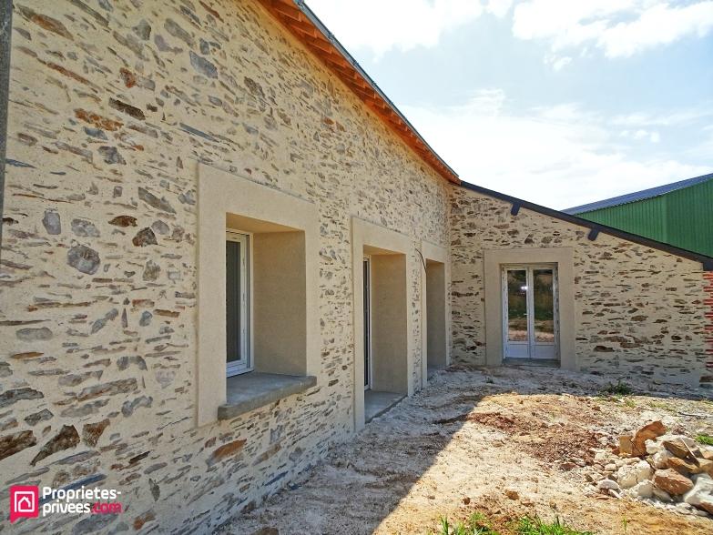 Maison Le Louroux Beconnais 5 pièce(s) 125 m2