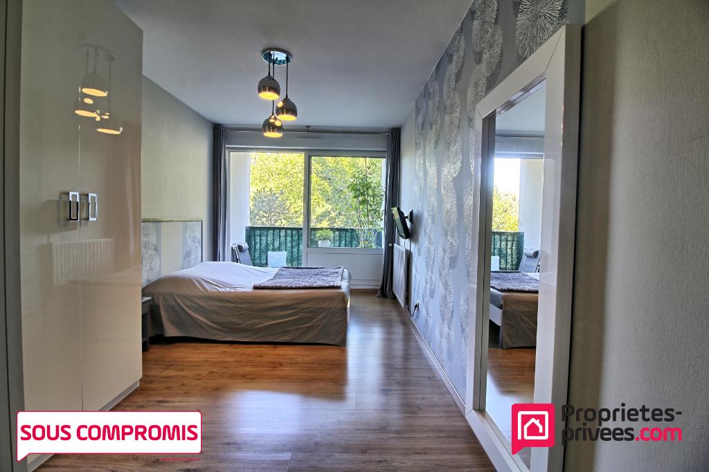 Appartement T2 de 52 m²