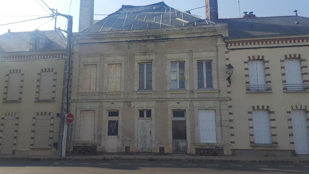 Maison Mauges Sur Loire 9 pièce(s) 140 m2