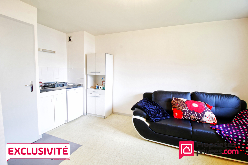Appartement Angers T1 bis 31 m2
