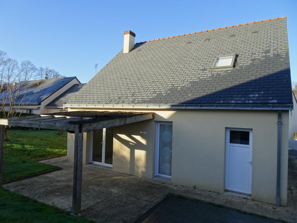 Maison Segre En Anjou Bleu 5 pièce(s) 81 m2