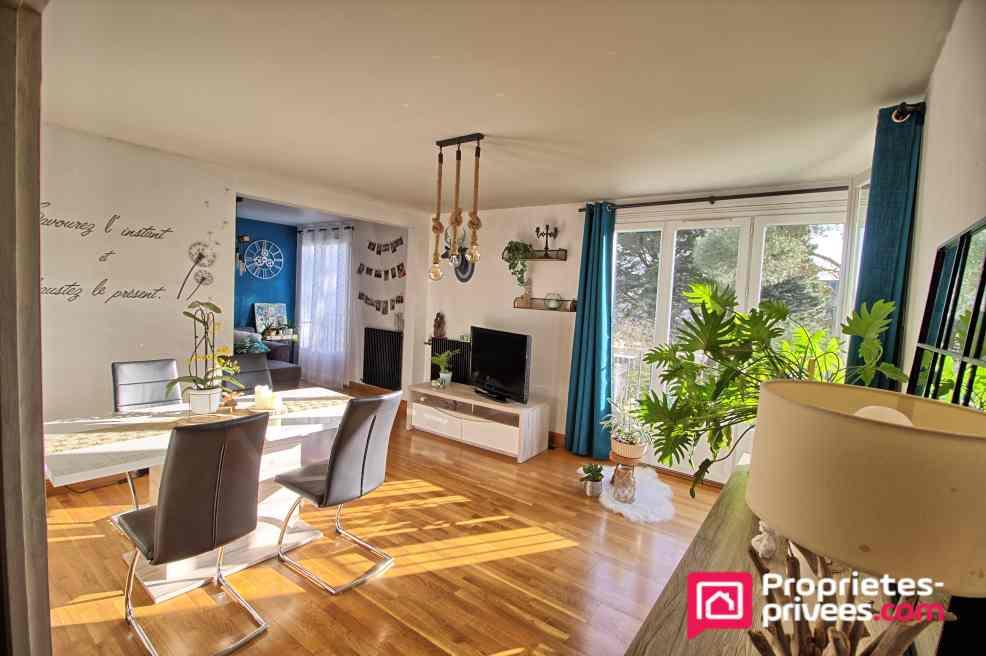 Appartement  5 pièce(s) 86 m2 T3/T4