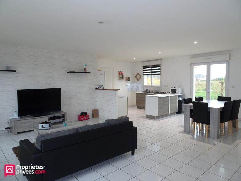 Maison Ingrandes Le Fresne Sur Loire 5 pièce(s) 100 m2