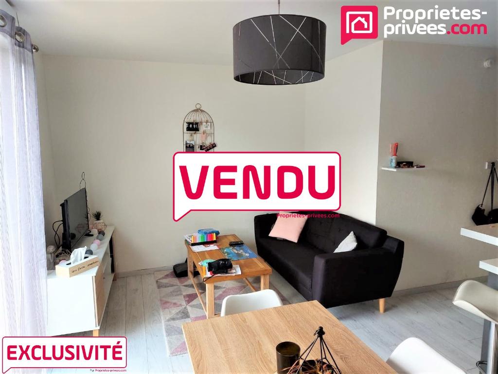 Appartement Nantes 2 pièce(s) 32.97 m2