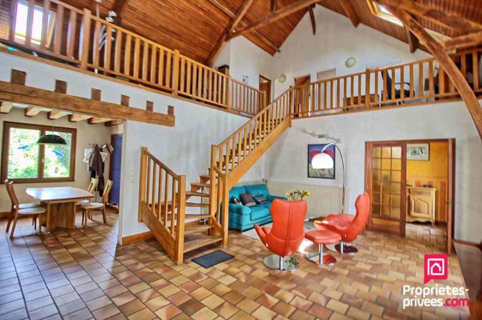 Maison Bourgeuil 6 pièce(s) 156 m2