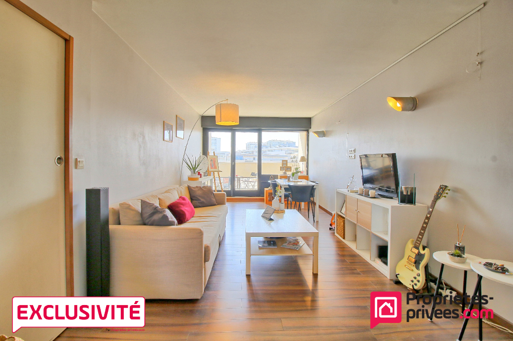 Appartement Angers T3 61 m²