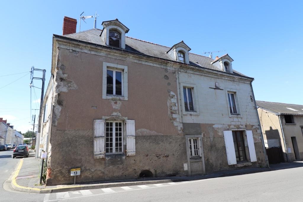 Maison Chateauneuf Sur Sarthe 6 pièce(s) 120 m2