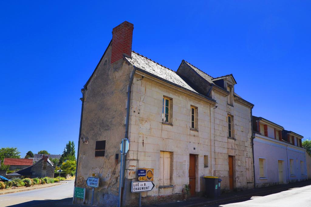 Maison Jarze Villages 9 pièce(s) 200 m2