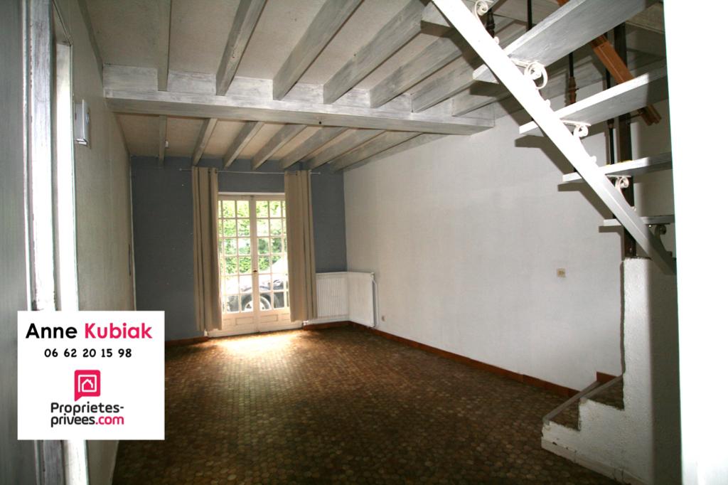 Ecurie-Ensemble immobilier de 2 maisons-132 m2-jardin