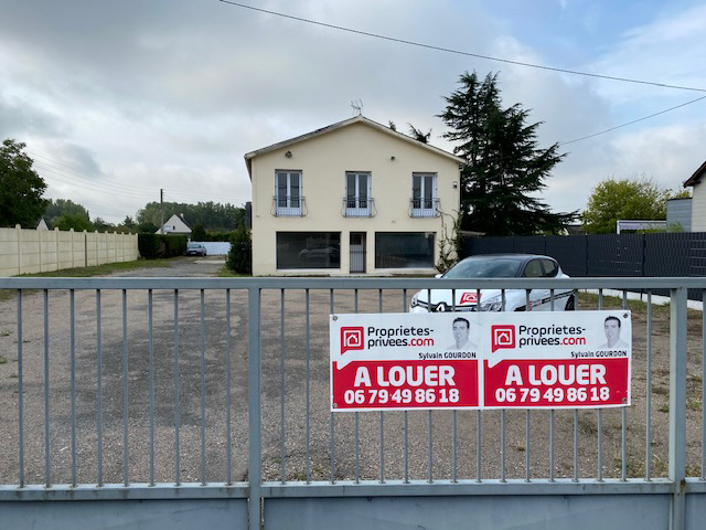 Local commercial Loire Authion 370 m2