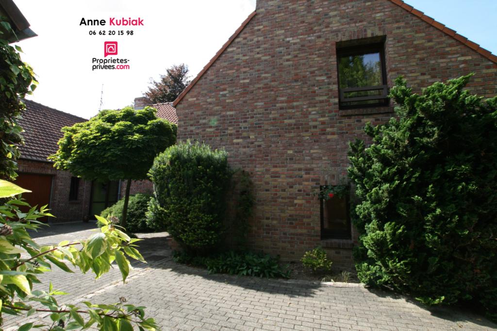 Maison d'architecte individuelle - 4 chambres -jardin